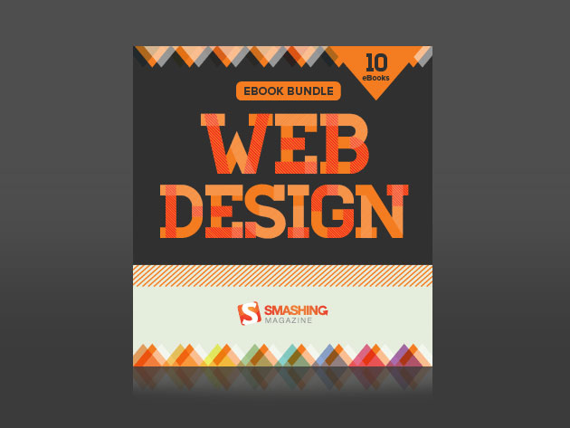 Web Design and Front-End eBook Bundle for $19