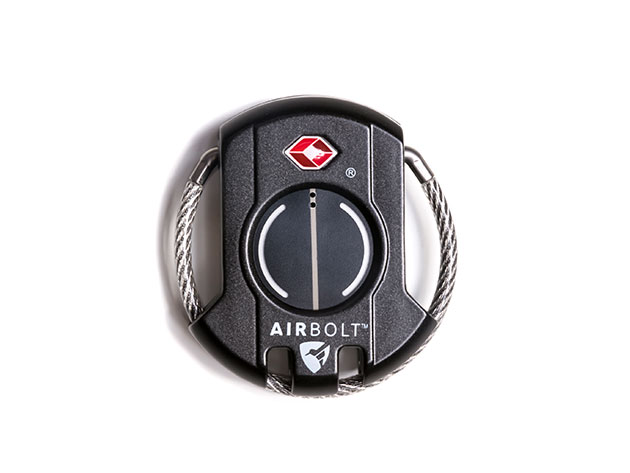 AirBolt Smart Travel Lock for $54