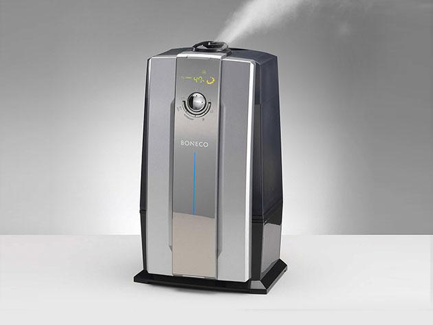 Boneco Digital Warm & Cool Mist Ultrasonic Humidifier for $108