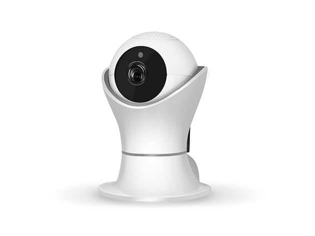 iPM World HD 360 Degree 1080p Wireless IP Camera for $44
