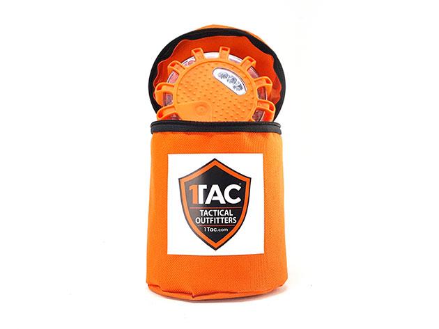 1TAC Roadside LED Safety Disc for $35