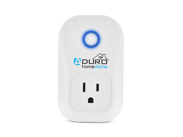 Aduro HomeDome Smart Outlet for $19
