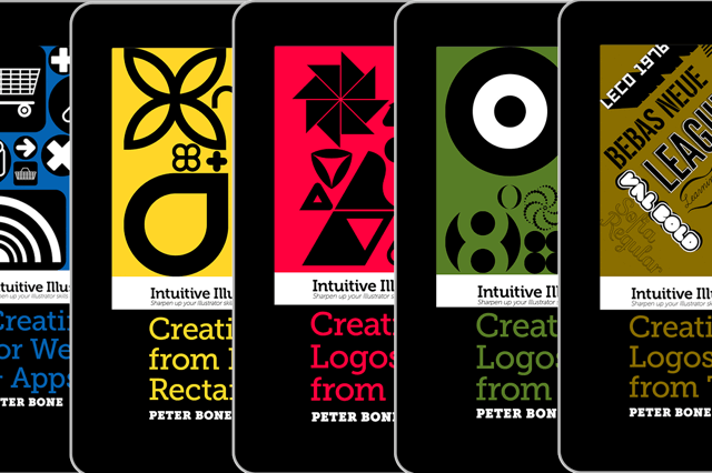 eBook Bundle: Master Logo Creation with Adobe Illustrator – only $14!