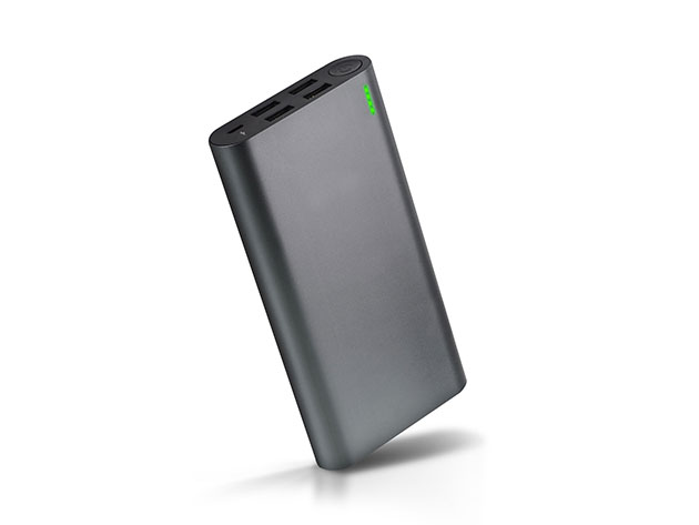 Extreme Boost 20,000mAh Back-Up Battery for $35