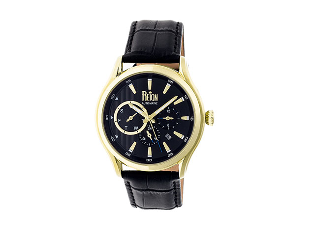 Reign Gustaf Automatic Watch for $179