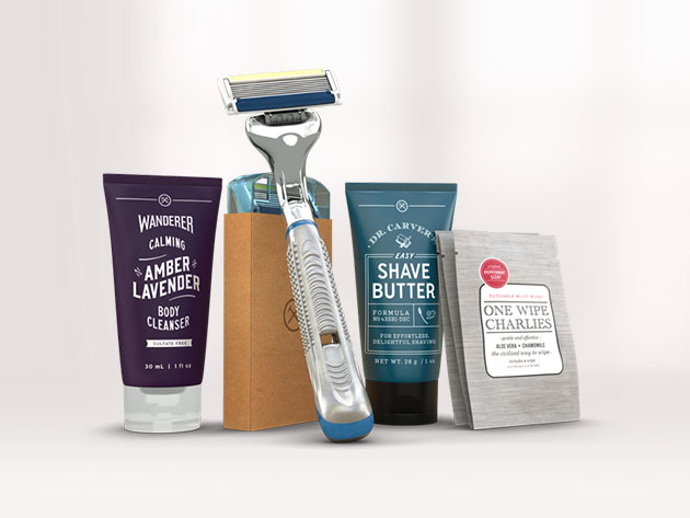 Dollar Shave Club: $5 Starter Set for $5