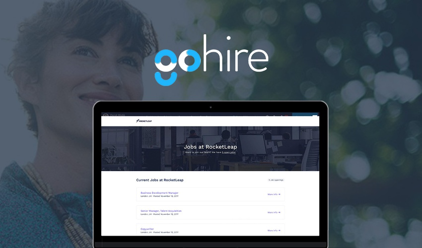 Business Legions - Lifetime Deal to GoHire for $49