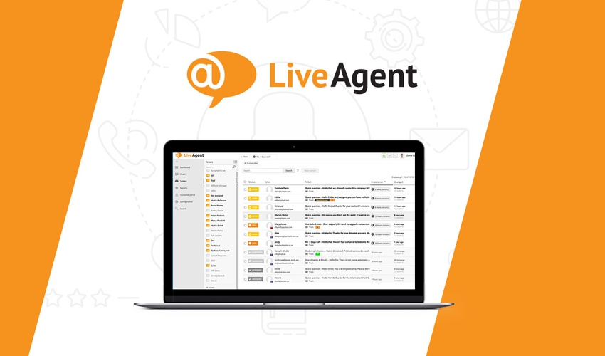 Business Legions - Lifetime Deal to LiveAgent for $59