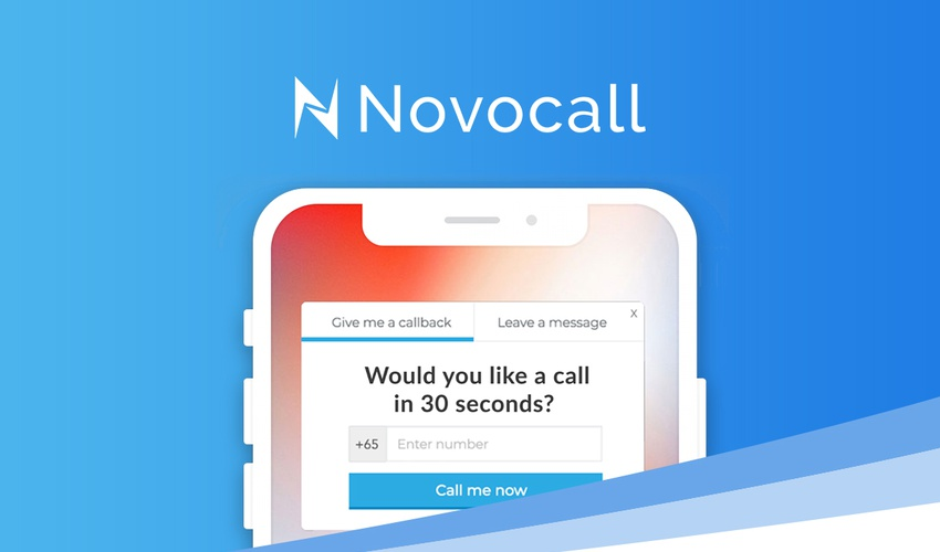 Lifetime Deal to Novocall for $49