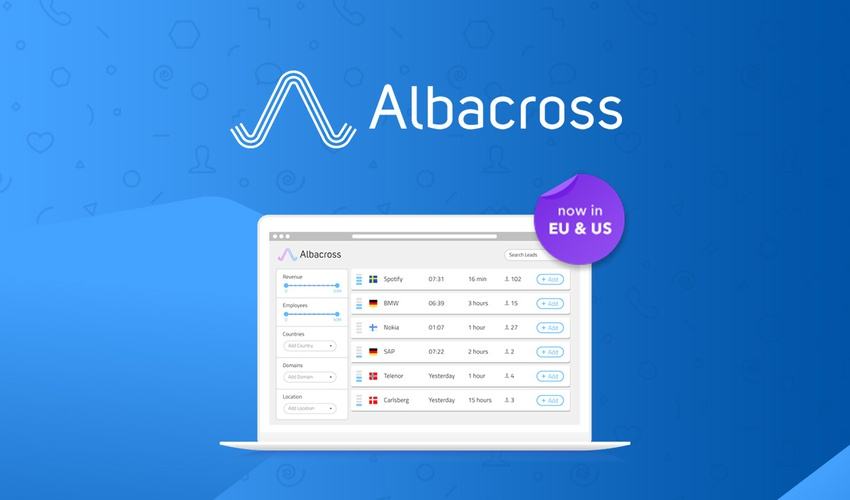 Lifetime deal to Albacross for $49