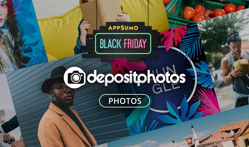 100 Downloads from Depositphotos for $49