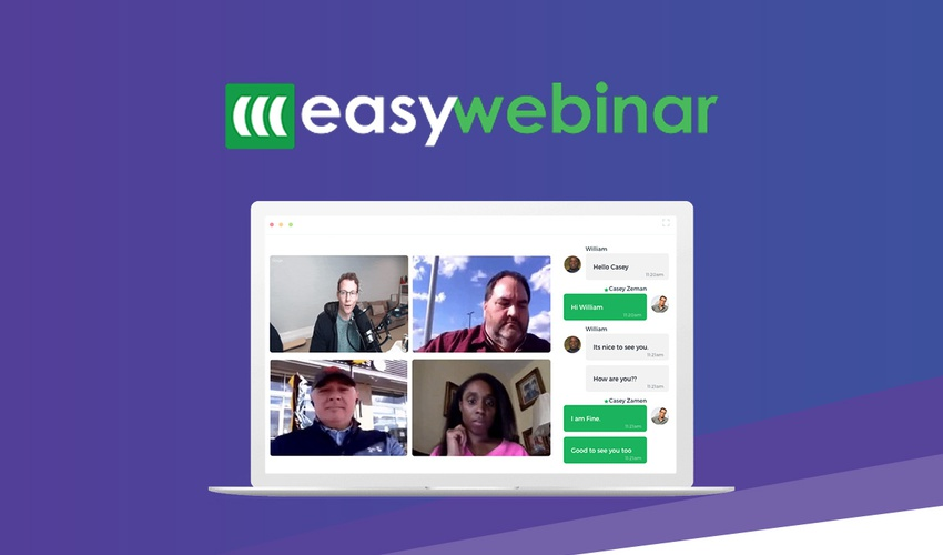 Business Legions - Lifetime Deal to EasyWebinar for $79