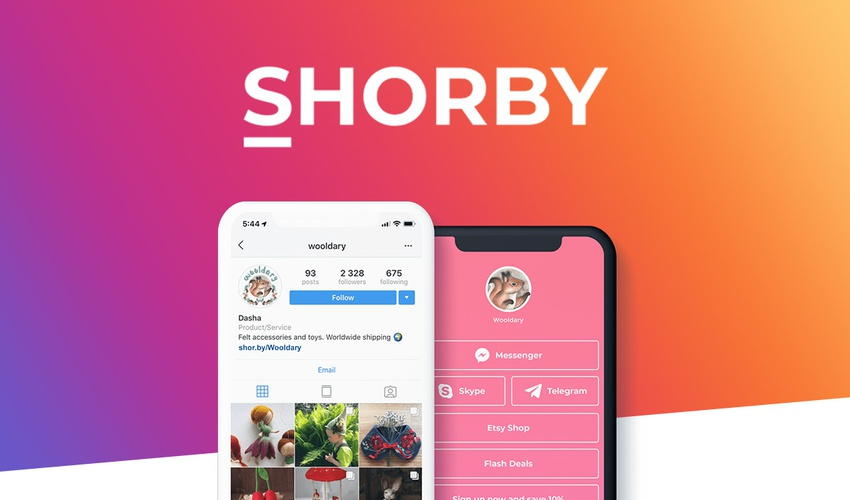 Lifetime Deal to Shorby for $29