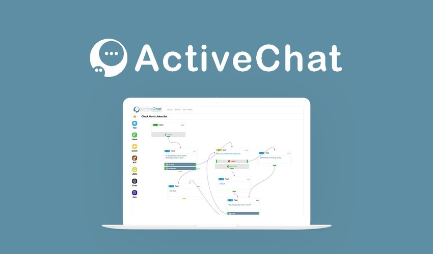 Lifetime Deal to ActiveChat for $49