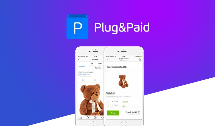 Lifetime Deal to Plug&Paid for $49