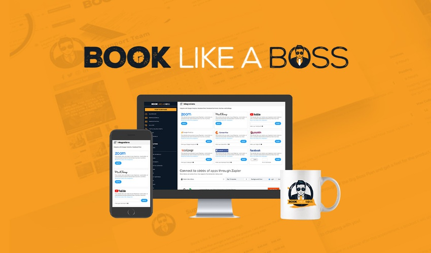 Lifetime Deal to Book Like a Boss for $49