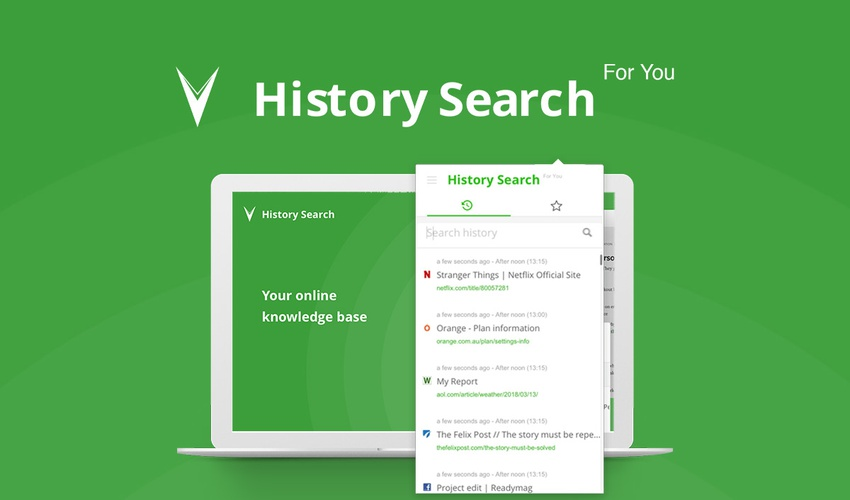 Business Legions - Lifetime Deal to History Search for $39