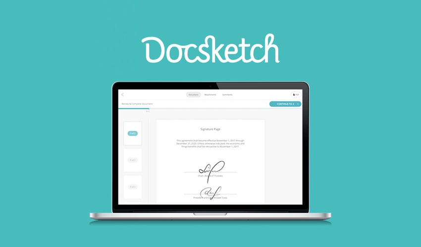 Business Legions - Lifetime Deal to Docsketch for $49