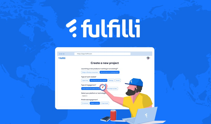 Lifetime Deal to Fulfilli for $49