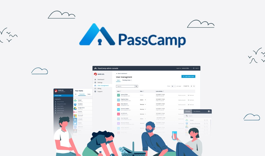 Lifetime Deal to PassCamp for $39