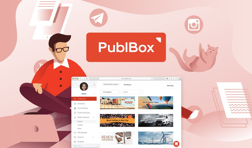 Lifetime Deal to PublBox for $49