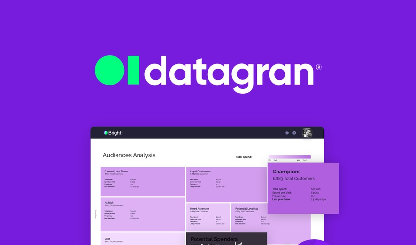 Lifetime Deal to datagran for $49