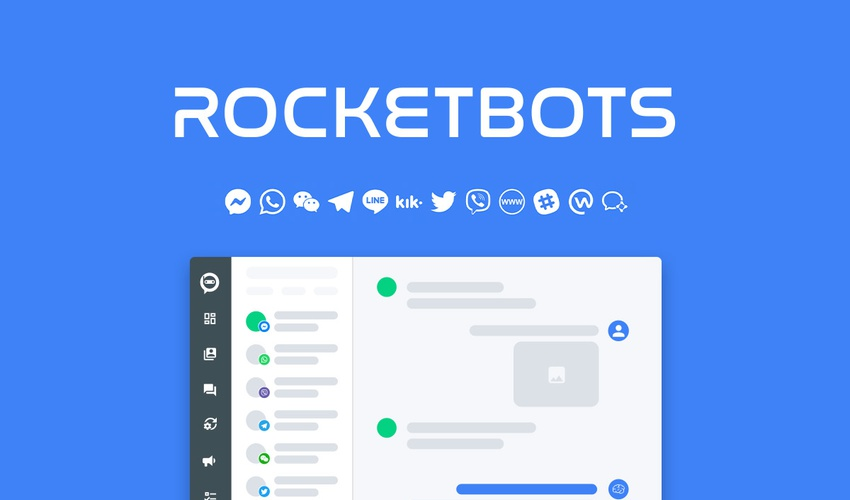 Lifetime Deal to Rocketbots for $49