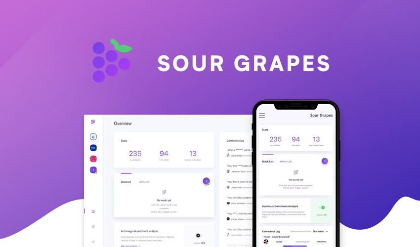 Business Legions - Lifetime Deal to Sour Grapes for $49
