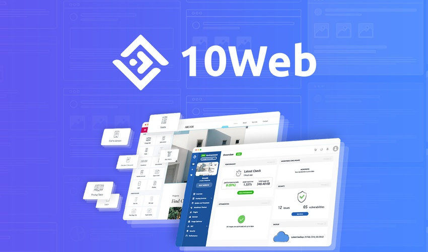 Business Legions - Lifetime Deal to 10Web for $69