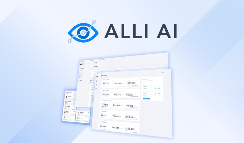 Lifetime Deal to Alli AI for $49