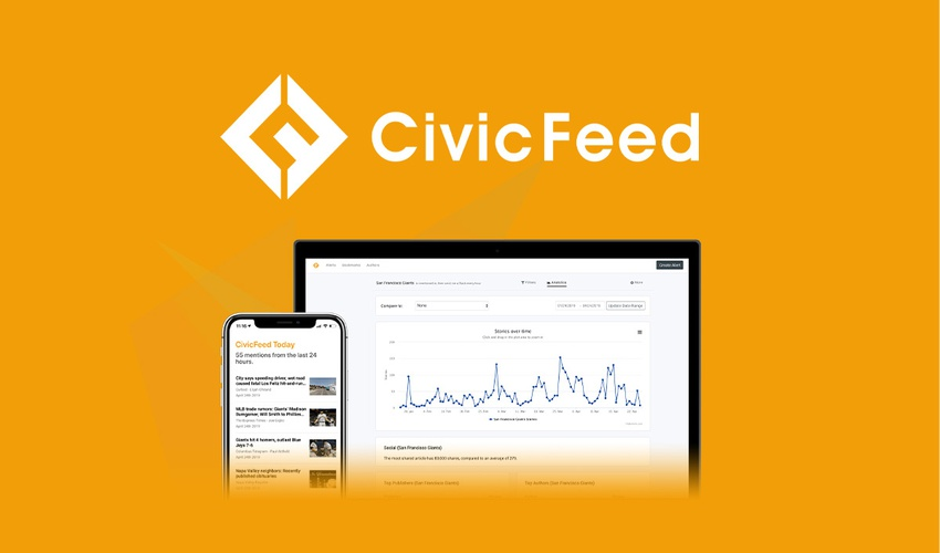 Lifetime Deal to CivicFeed for $49