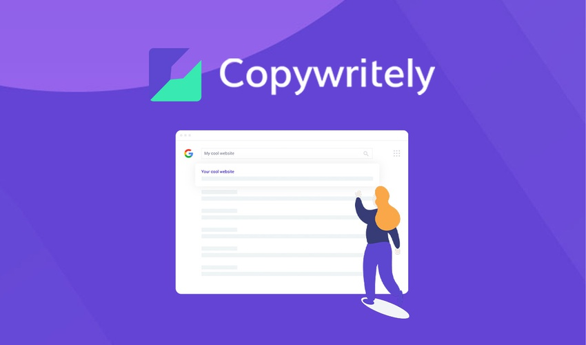 Lifetime Deal to Copywritely for $59