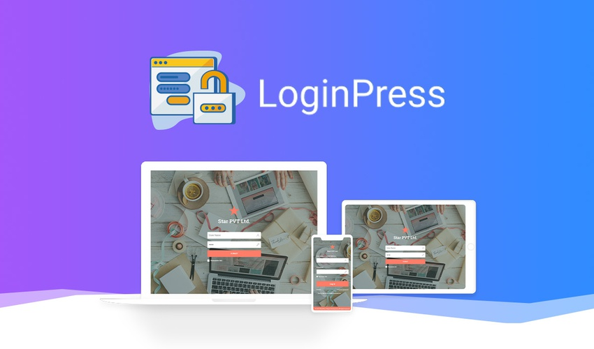 Lifetime Deal to LoginPress for $39