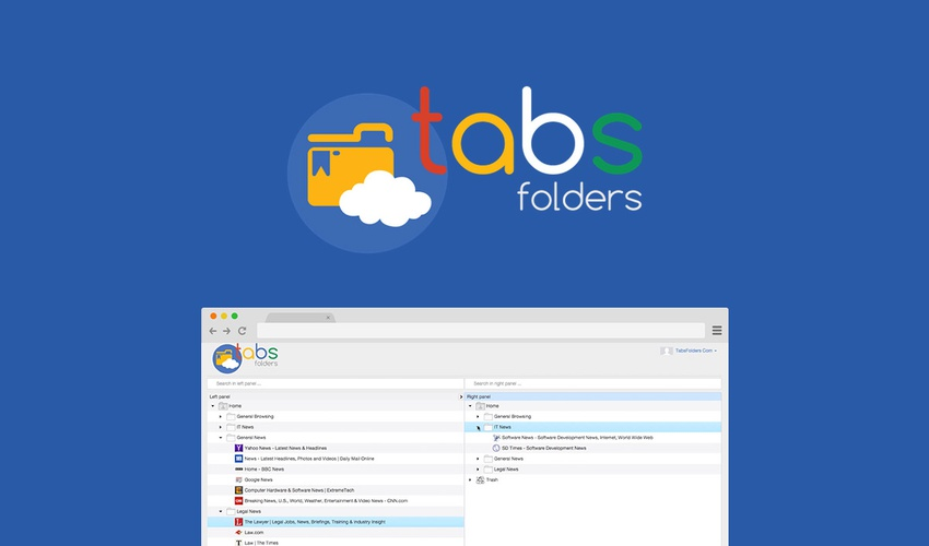 Business Legions - Lifetime Deal to TabsFolders for $39