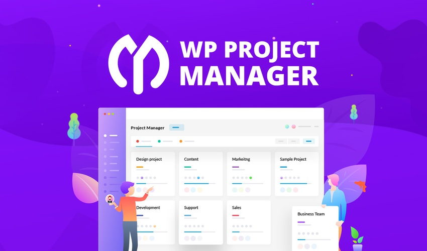 Lifetime Deal to WP Project Manager for $49
