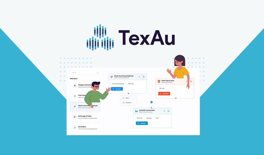 Business Legions - Lifetime Deal to TexAu for $49