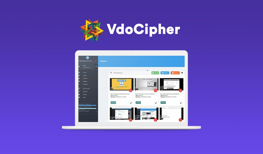 Business Legions - Lifetime Deal to VdoCipher for $79