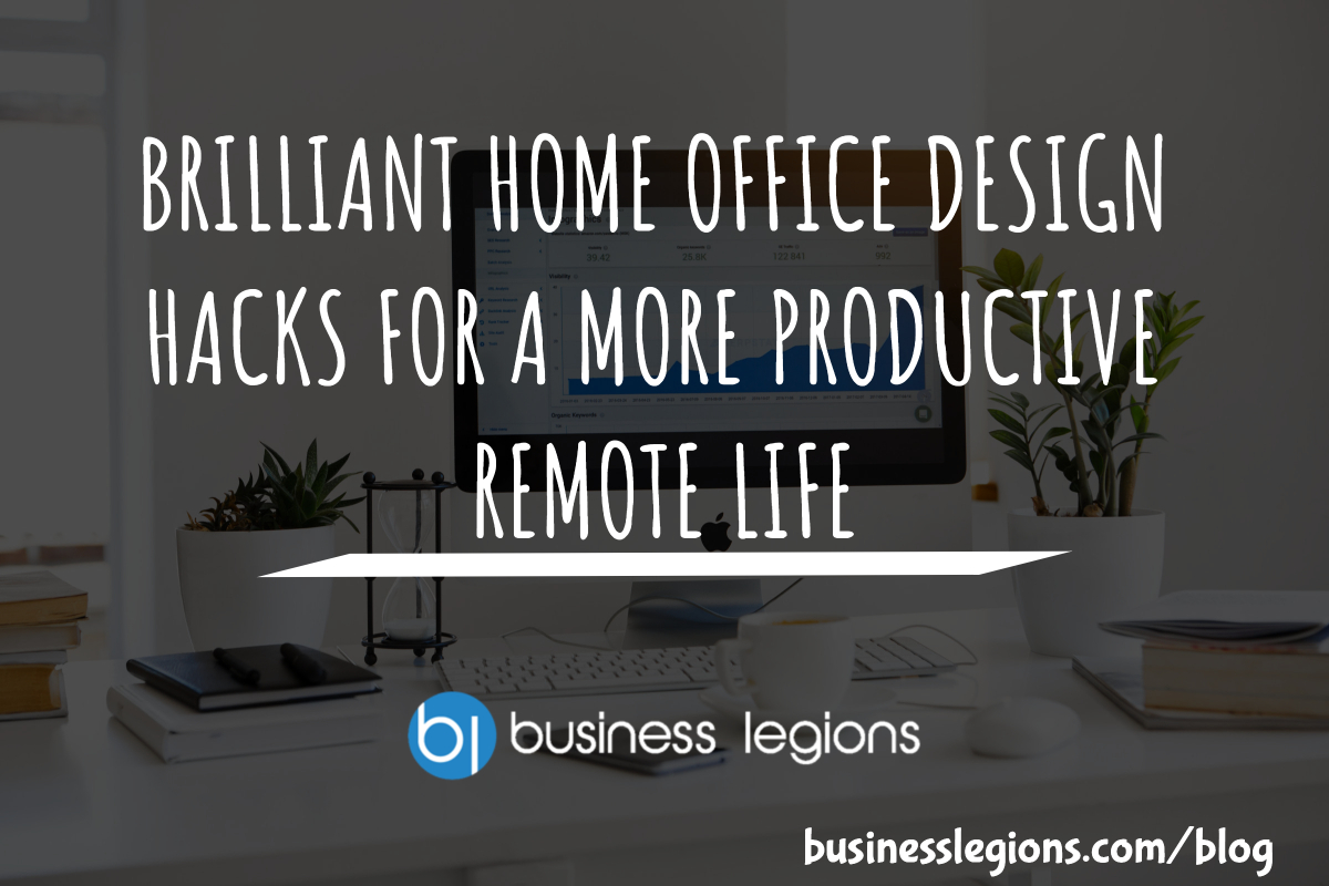 Marco Tran - BRILLIANT HOME OFFICE DESIGN HACKS FOR A MORE PRODUCTIVE REMOTE LIFE