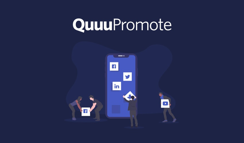 Lifetime Deal for Quuu Promote for $49