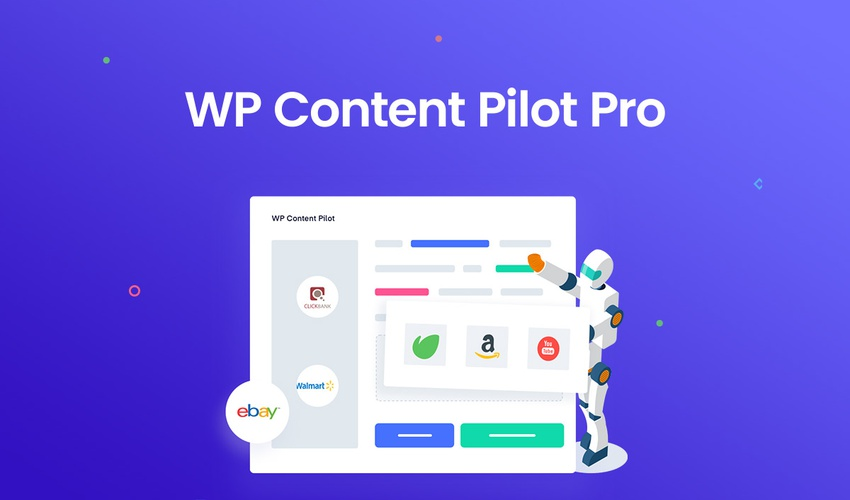 Lifetime Deal to WP Content Pilot for $39