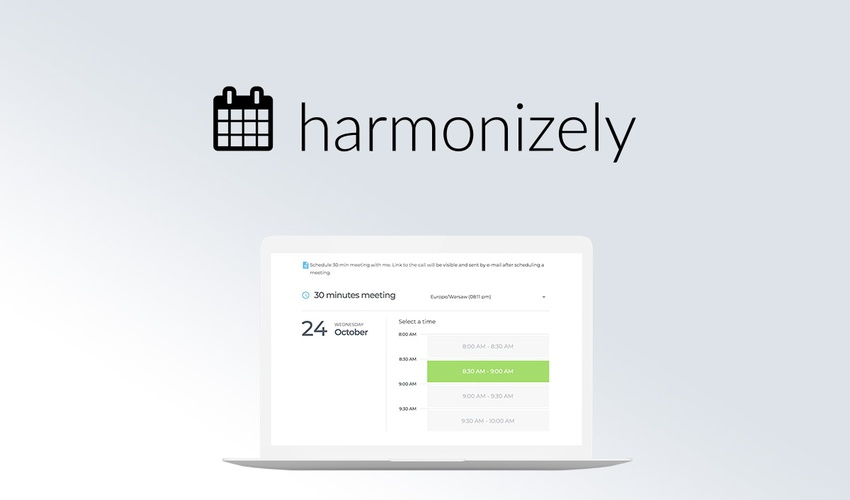 Lifetime Deal to harmonizely for $49