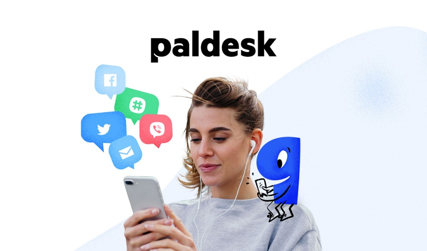 Lifetime Deal to paldesk for $49