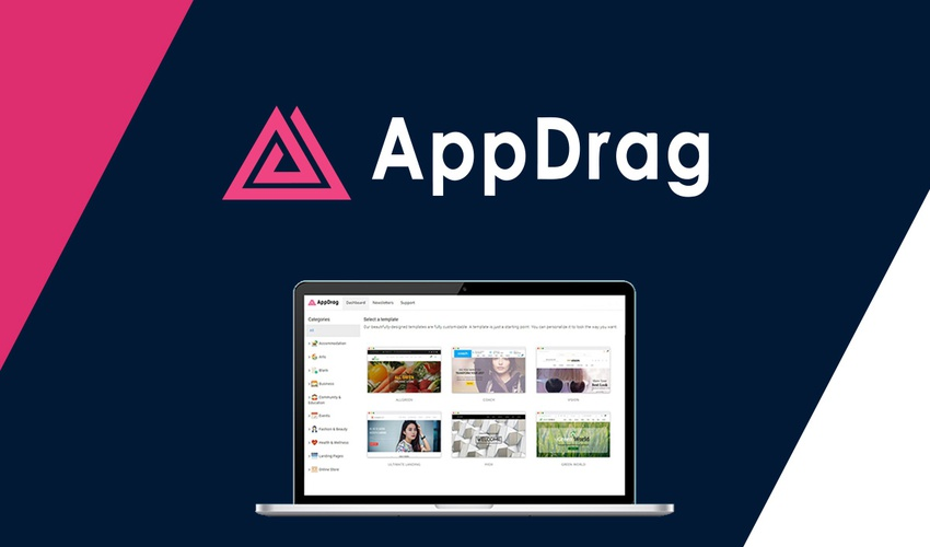 AppDrag 1 Year Access for $69