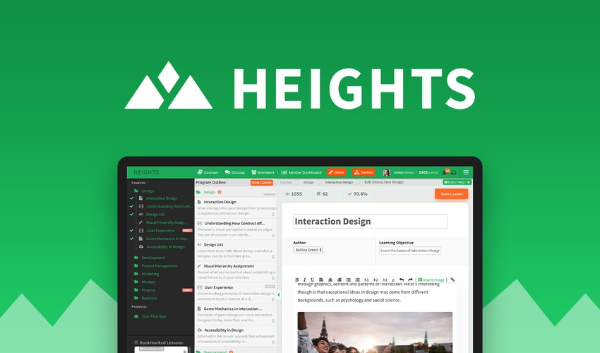 Lifetime Deal to Heights Platform for $79