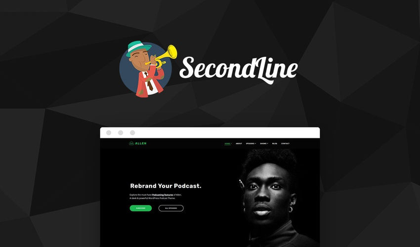 Lifetime Deal to SecondLineThemes for $49