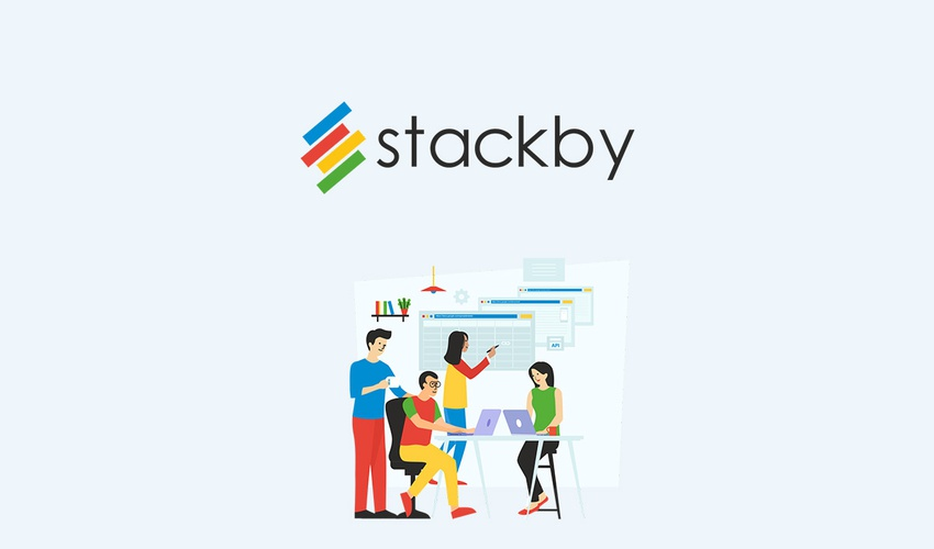Lifetime Deal to Stackby for $59