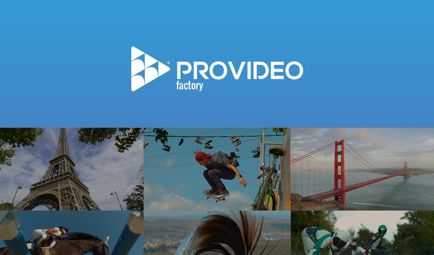 ProVideoFactory 10 Full HD Videos for $39