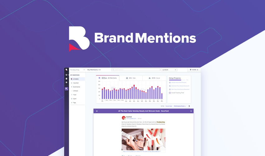 Lifetime Deal to BrandMentions for $49