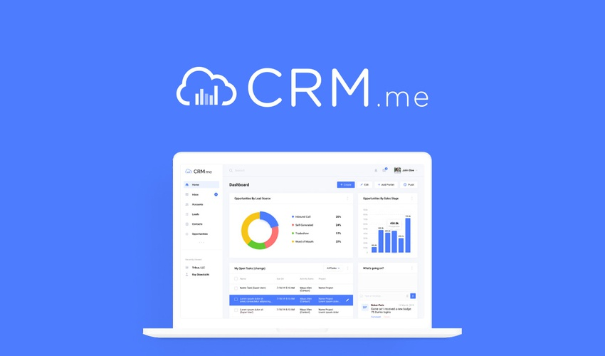 Lifetime Deal to CRM.me for $59