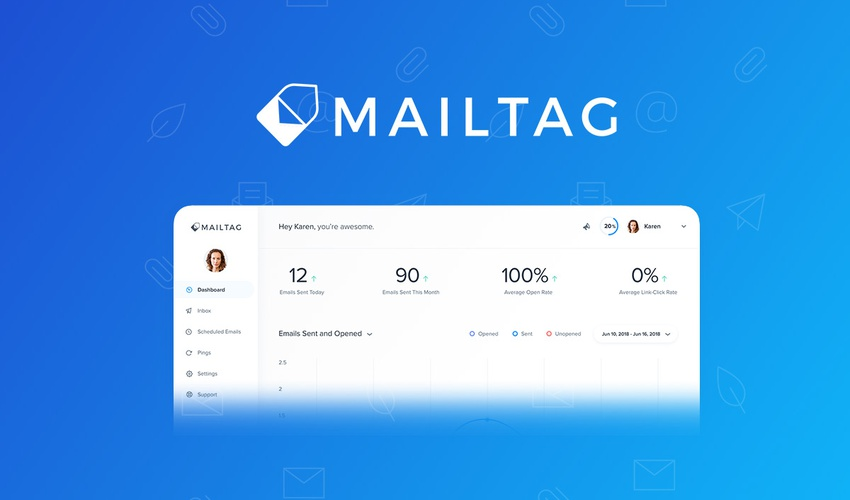 Lifetime Deal to MailTag for $59